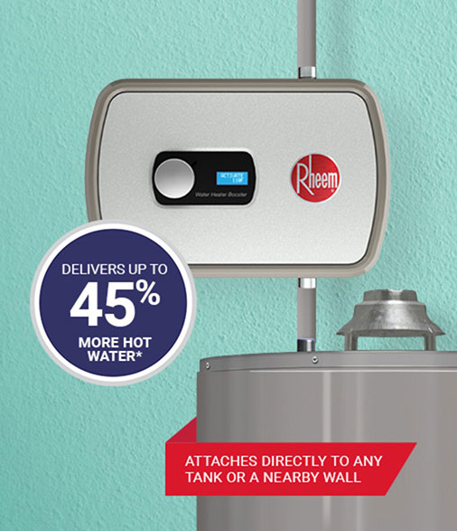 Rheem Water Heater Booster